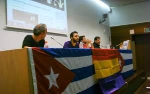 """Panel en Universidad de alencia """"cuba: Mentiras y disidencias"""""""