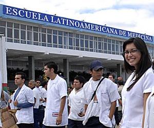 Agradece formación en Cuba joven galena estadounidense