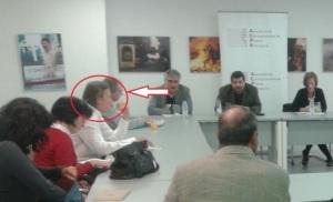Bertrand de La Grange en la Conferencia de Prensa del pasado miércoles 6 de noviembre