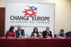 IV Congreso izquierda europea