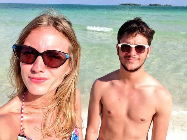 Foto tuiteada desde Cuba por Pedro Robledo