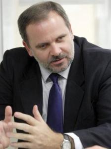 Eugenio Martínez, embajador de Cuba en España