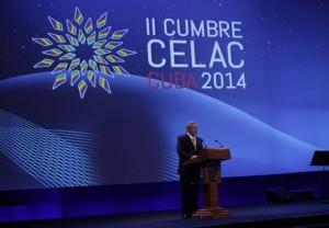 El Raúl Castro en la inauguración de CELAC. Foto: Ismael Francisco/ Cubadebate