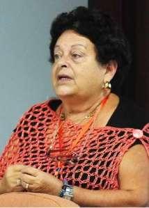 Profesora Teresa Orosa Fraíz
