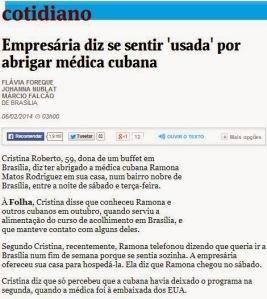 MEDICA CUBANA DESERTA