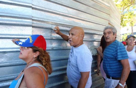 Agresión contra peloteros cubanos en Isla Margarita. Foto : Correo del Orinoco