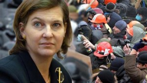 Victoria Nuland, Subsecretaria de Estado de EE.UU.