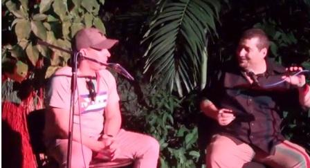 Entrevistando a Héctor Díaz, de PMM
