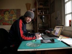 Alen Lauzán, contratado para escribir los mensajes de ZunZuneo se dedica a la propaganda política en Internet