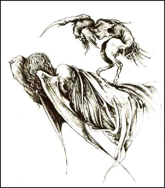 Fariñas,_Diablo_ilustrado,_acuarela,_2000