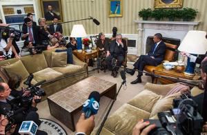 Mujica en la Casa Blanca