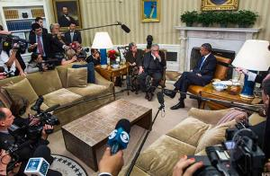 Mujica + Obama