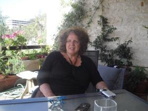 La profesora Nurit Peled
