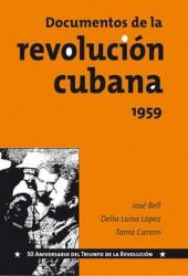 Cubierta de la segunda edición de Documentos de la Revolución cubana 1959