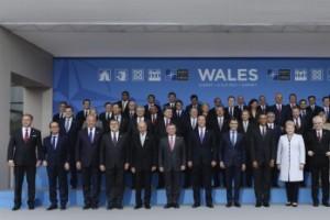 Cumbre de la OTAN en Gales