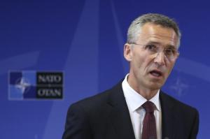 Jens Stoltenberg, Secretario General de la OTAN.