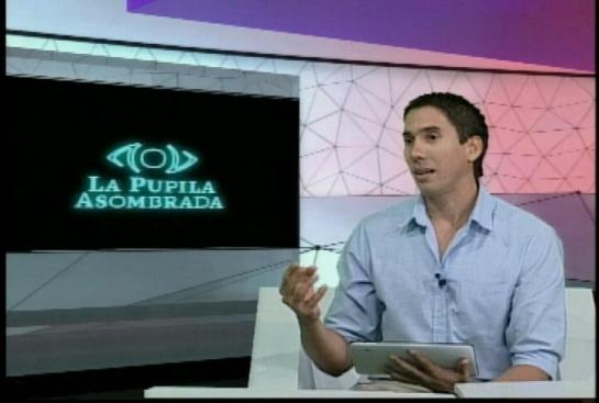 Rubén Rodríguez presenta Dale clic en La pupila asombrada.
