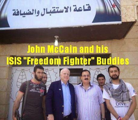 McCain-ISIS