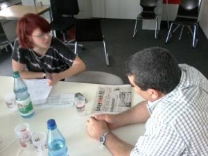 Entrevista en Junge Welt.