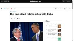 ¿Por qué llora The Washington Post? Por IroelSánchez