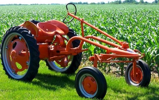 El peligrosísimo tractor que mantiene indeciso a Washington.
