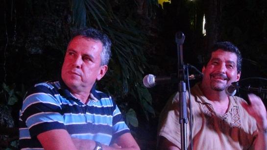 """El """"agente secreto"""" Enrique Segura, realmente Juan Miguel Cruz en La pupila asombrada."""