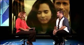 Karen Brito y Omar Valiño