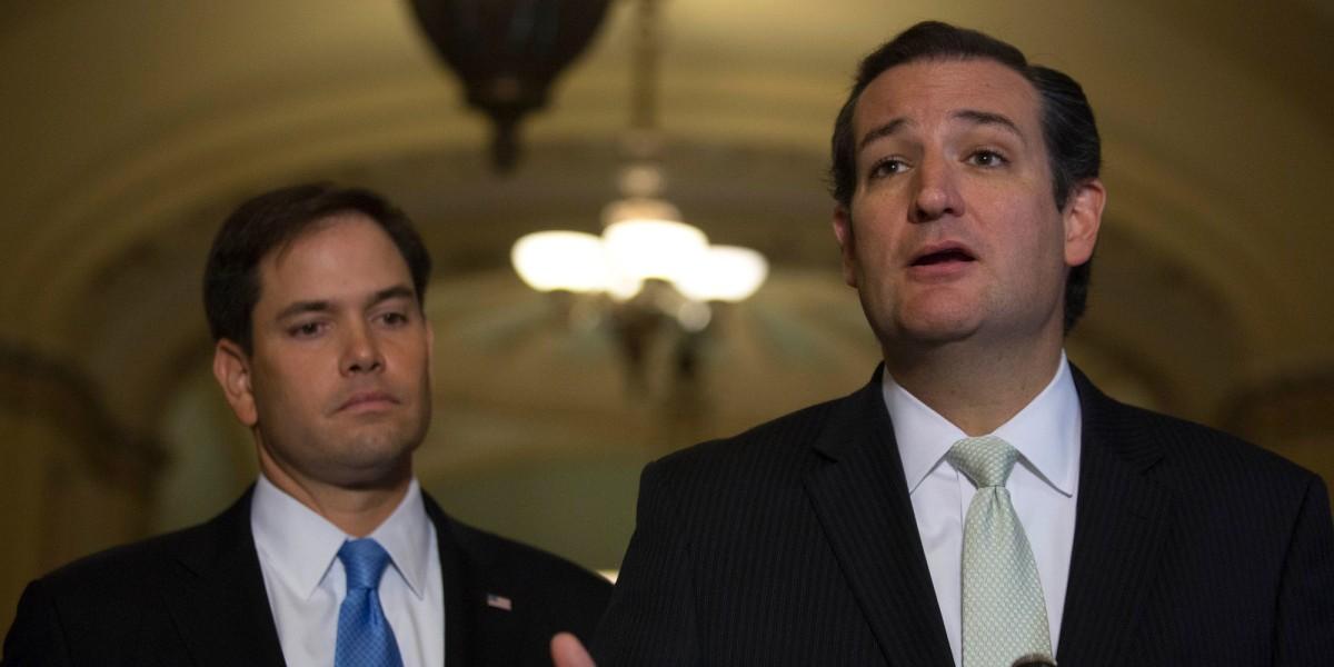 ¿De dónde serán Ted Cruz y Marco Rubio? Porque de Cuba, no son. Por Edmundo García