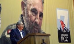 """""""Lo que más disfruto, hablando de los derechos políticos"""". Por Raúl Castro"""