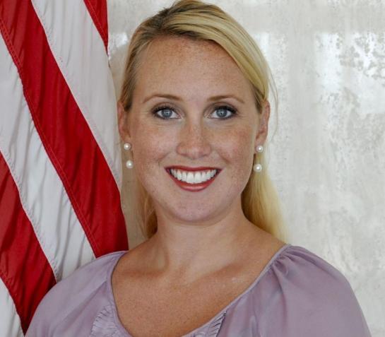 Lydia Barraza, portavoz para América Latina del Departamento de Estado