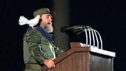 Fidel, Patrimonio de la humanidad. Por DanielChavarría