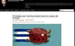 Ravsberg: Del insulto a la manipulación. Por Carlos Luque ZayasBazán