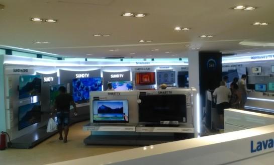 Tienda Samsung En South Beach