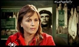 """Che en #LaPupilaTv: """"Como lo pensó, lo dijo-hizo"""""""