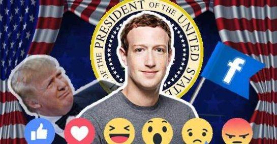 Resultado de imagen de Cómo Facebook pone presidentes