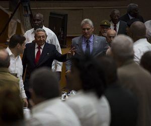 Comentando con TeleSur la elección del Consejo de Estado en Cuba (video)