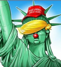 """""""Estados Unidos Primero"""" o la declinación relativa de su economía en el balance mundial de las grandes potencias. Por Luis René FernándezTabío"""