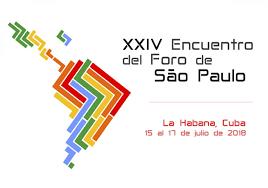 Foro de Sao Paulo: Cuba se defiende defendiendo a los demás. Por Iroel Sánchez