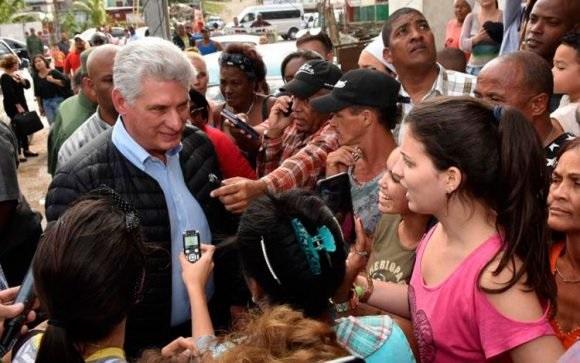 Díaz-Canel cumple un año como Presidente. Por Iroel Sánchez