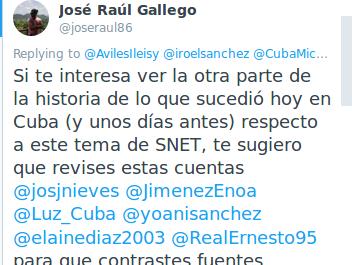 """La mafia terrorista absorbió a los """"alternativos"""": """"van a limpiar el parque con tu cabeza"""". Por Iroel Sánchez"""