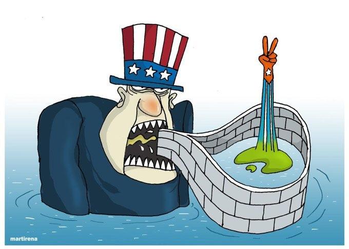 """¿Pero el bloqueo no es sólo """"un problema bilateral entre EE.UU. y Cuba""""? Por swissinfo.ch"""