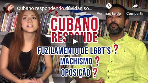 """Laura Sabino entrevista a Maikel Pons Giralt: """"Es hora de escuchar otra visión sobre Cuba"""" (video)"""