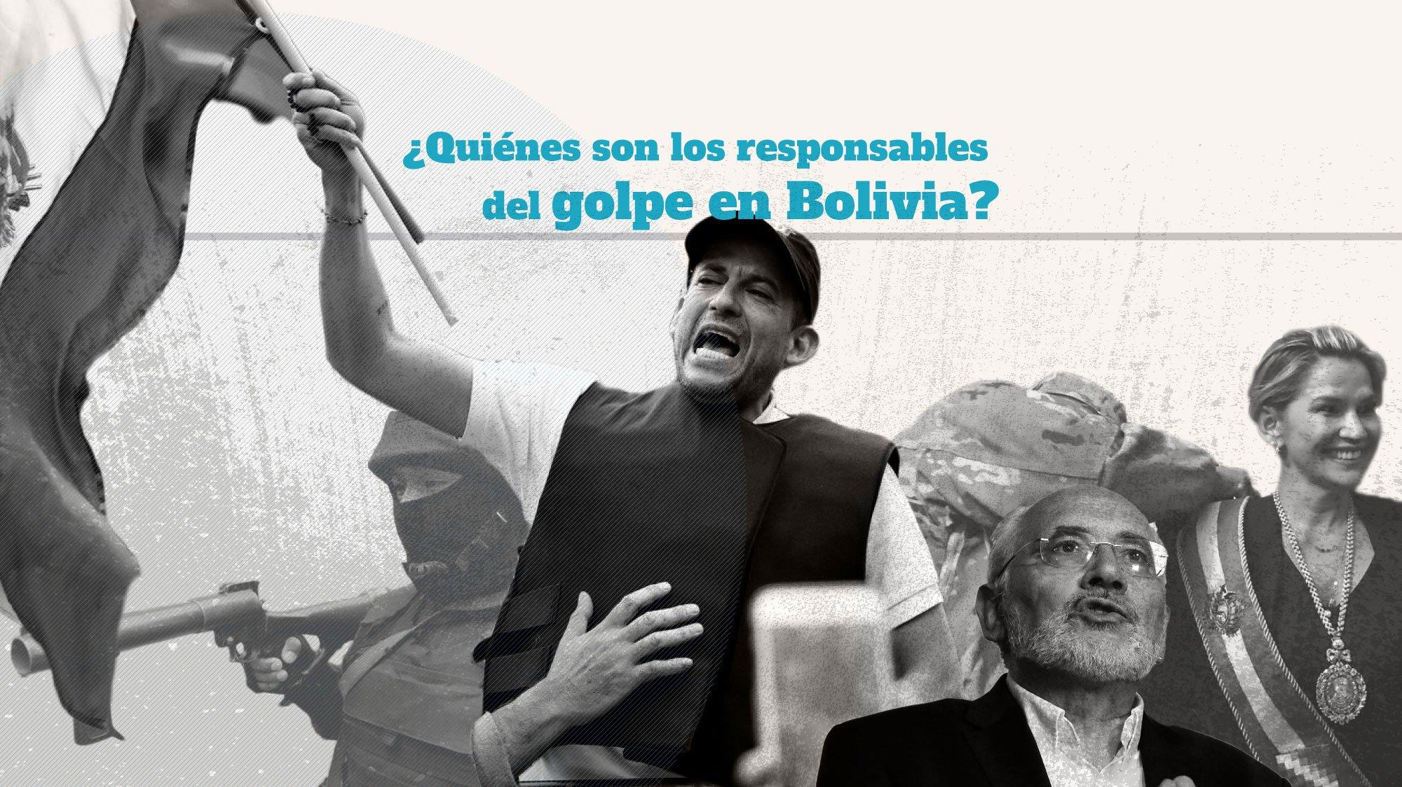 Bolivia: Otro golpe mediático. Por José Manzaneda