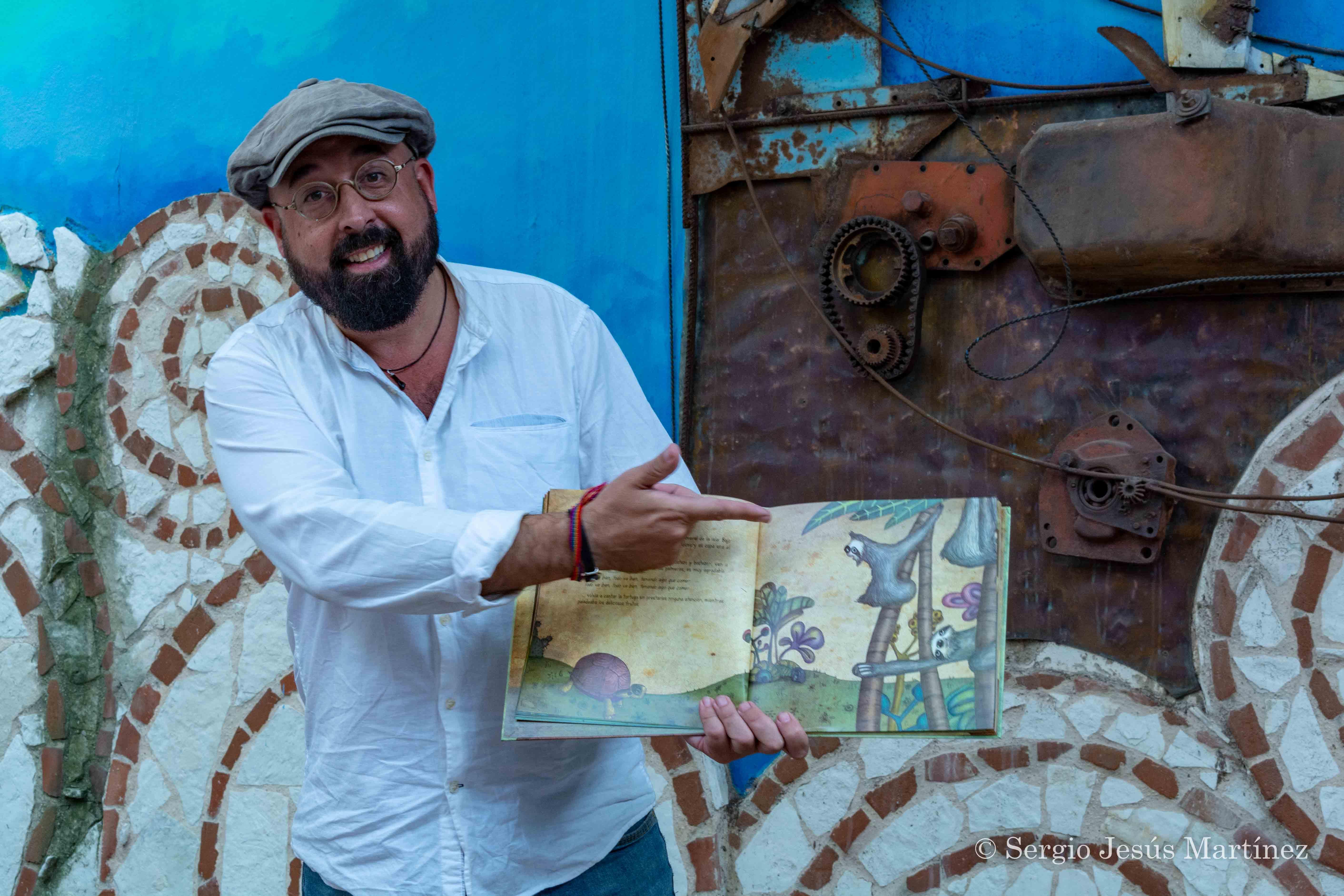 Vacacionar trabajando para los niños de Cuba. Por Sergio Jesús Martínez Villalonga