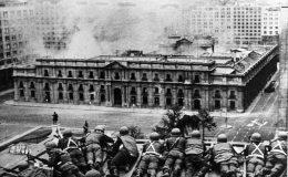 El golpe de Pinochet, Socompa y el exilio. Por JoséPommereck
