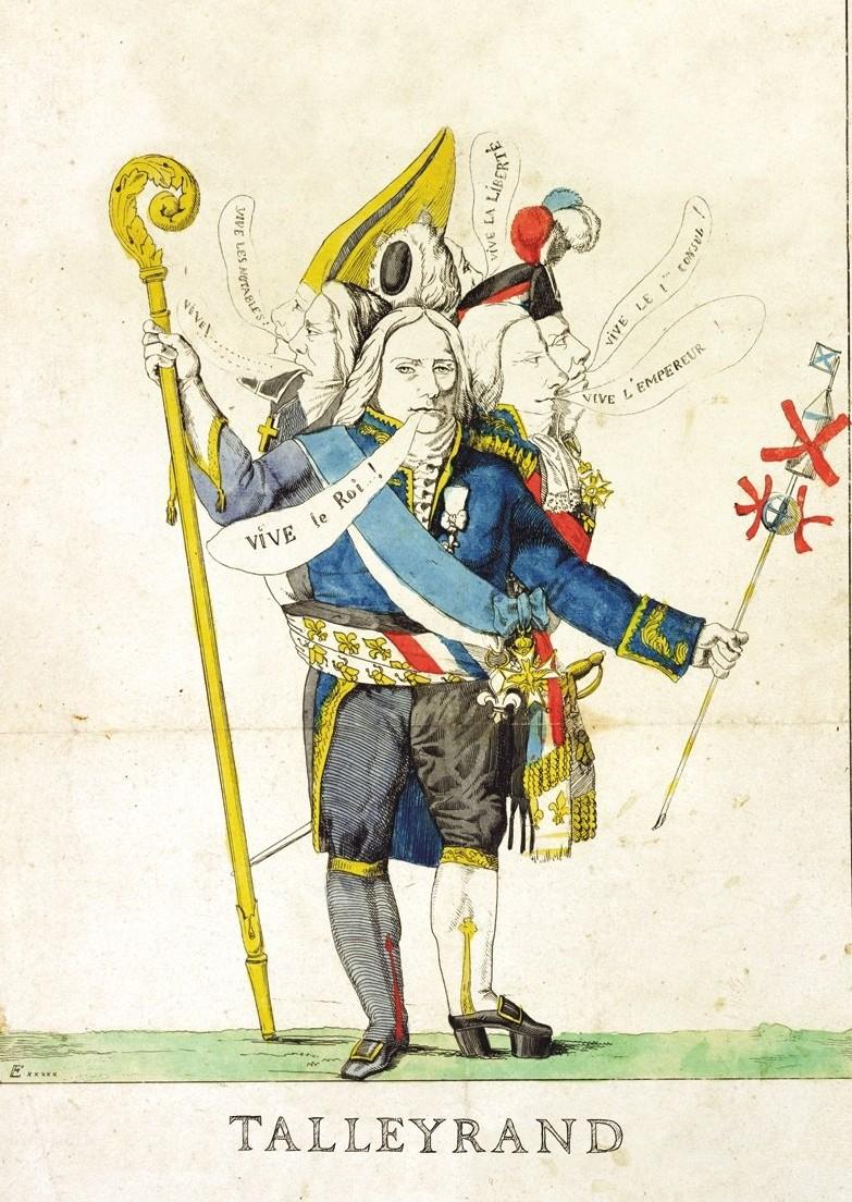 Con Martí, contra Talleyrand. Por Iroel Sánchez