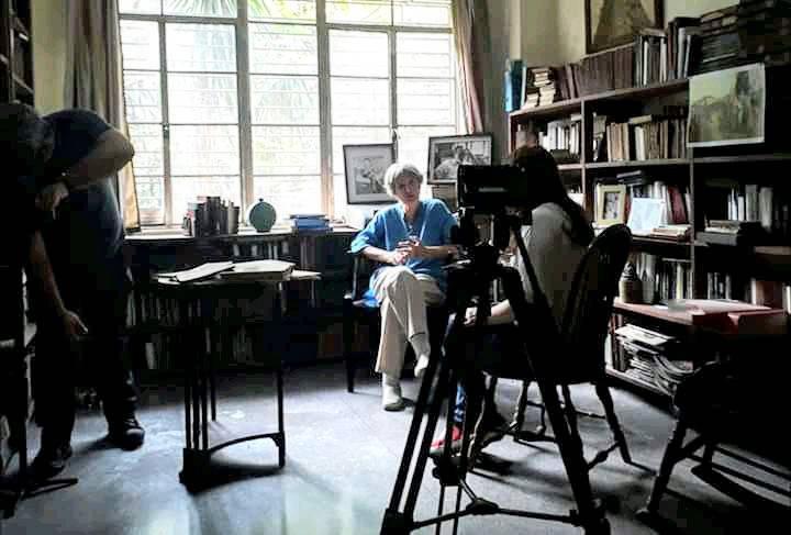 """""""Un poema no es más…"""", las palabras que abren #LaPupilaTv por los cien años de Eliseo Diego"""
