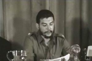 """La planificación en los inicios de la Revolución cubana. Contexto, errores, desafíos. Por Comandante Ernesto """"Che"""" Guevara"""