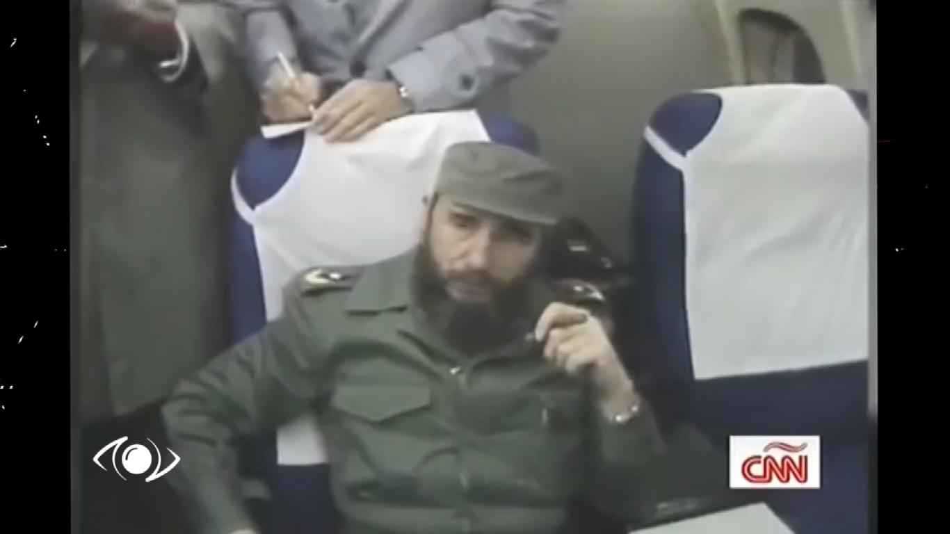 #LaPupilaTv: Un viaje con Fidel (video)