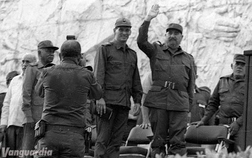 Díaz-Canel habla de  Fidel (video)